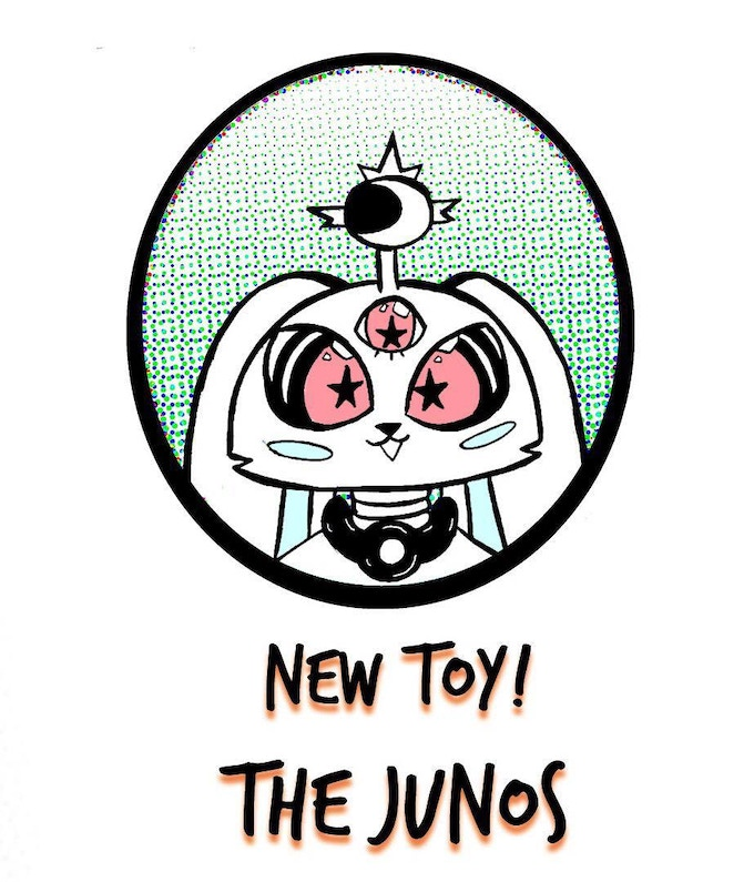 *NEW* The Junos, space bunnies