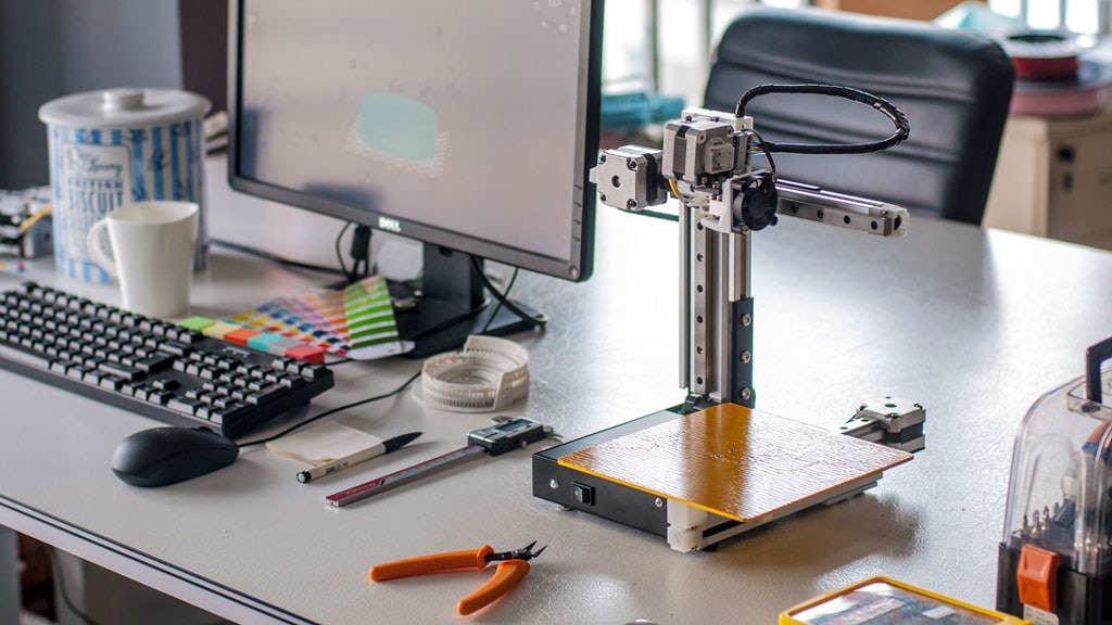 Cetus3D, at $199 get all you need to start 3D printing! project video thumbnail