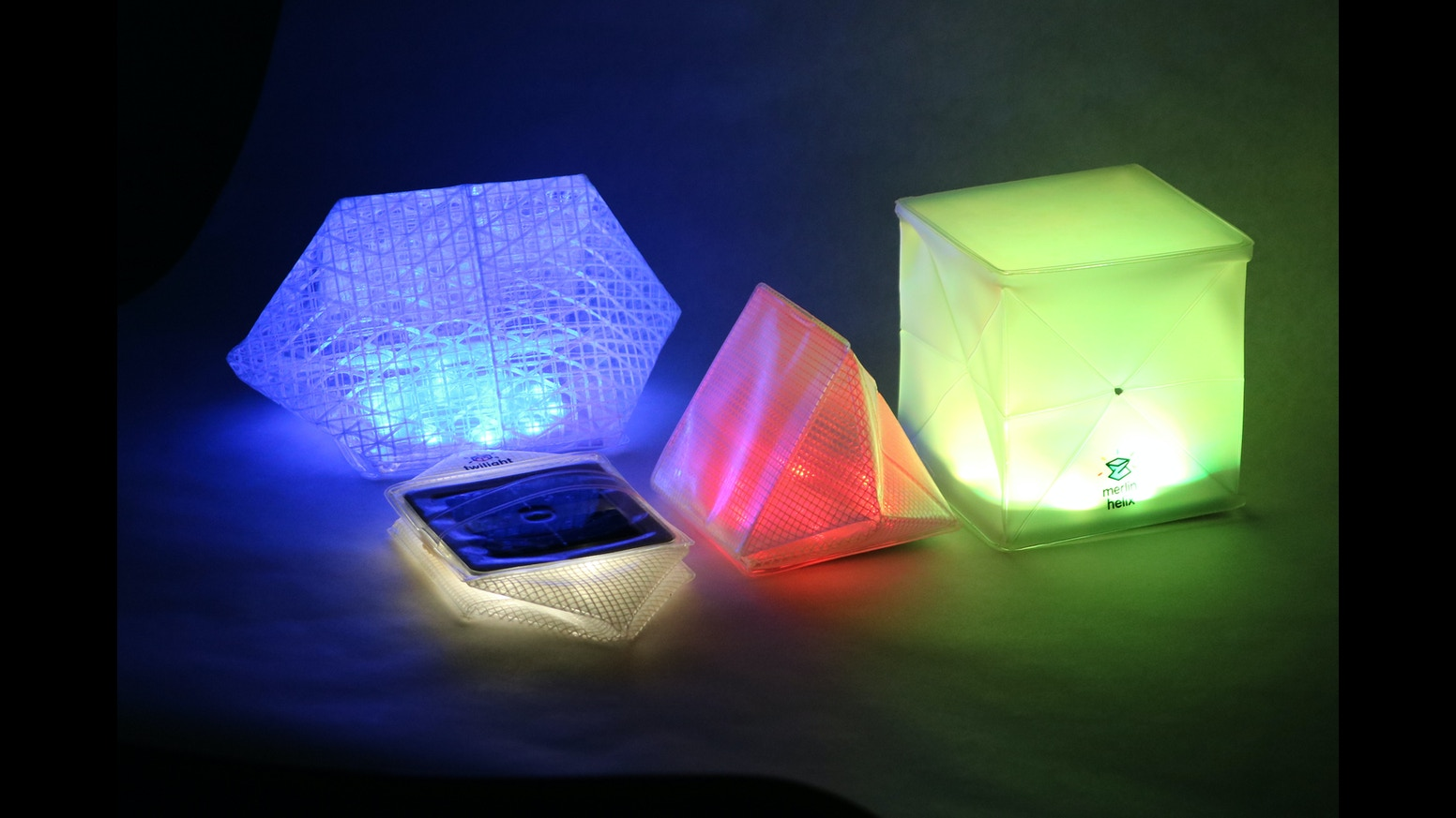 Led night light kickstarter - The Unique New Solarpuff Solar Light