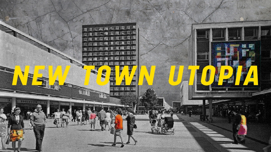 NEW TOWN UTOPIA project video thumbnail