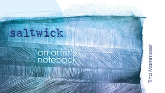 Saltwick: Artist book of sketches, geology & Whitby coast