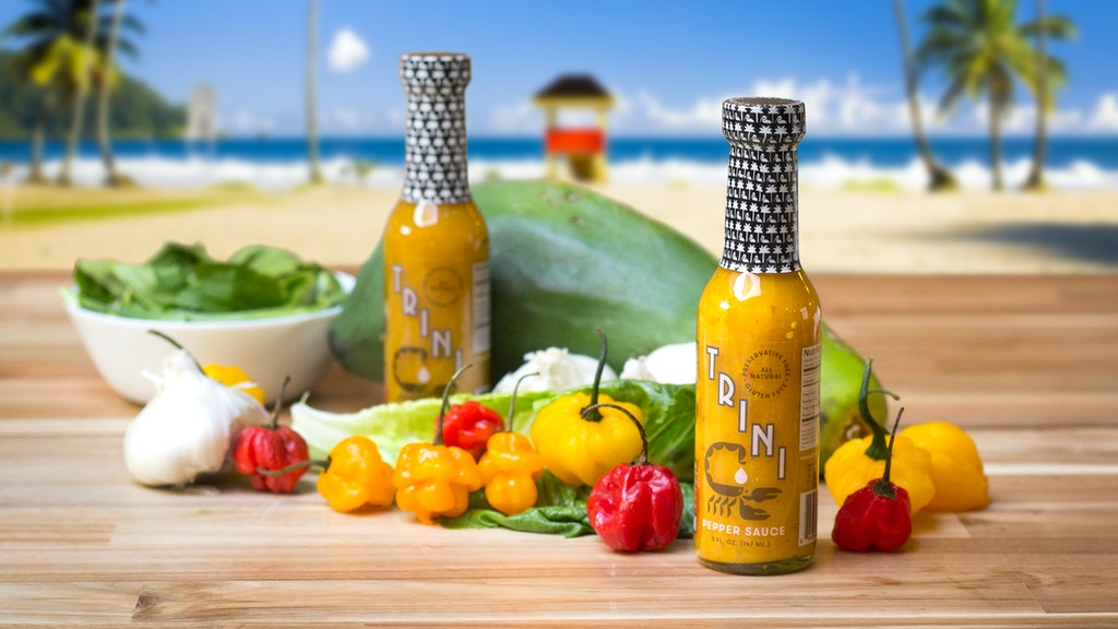 Trini Pepper Sauce: Fresh Hot Sauce from Trinidad and Tobago project video thumbnail