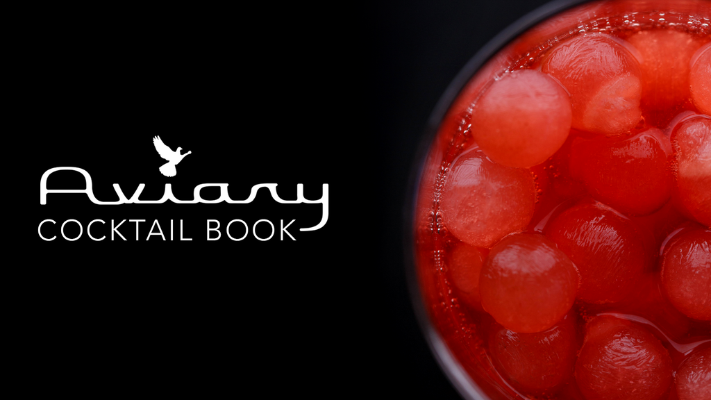 The Aviary Cocktail Book project video thumbnail