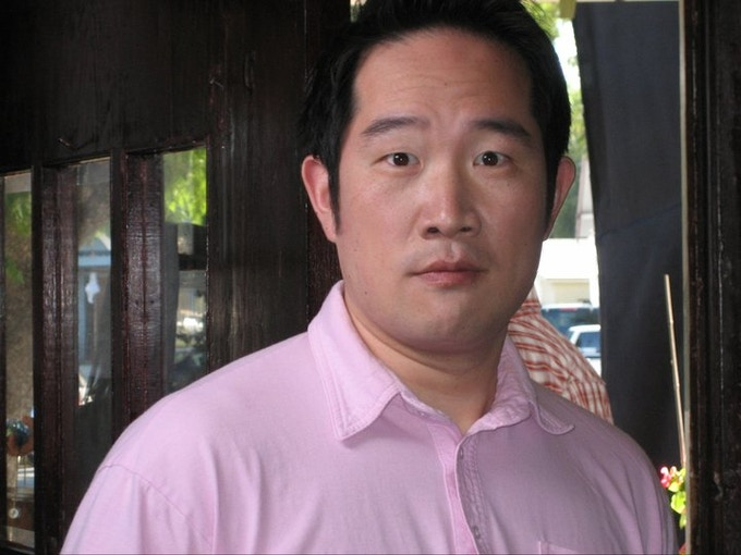 Charles Kim (in character)