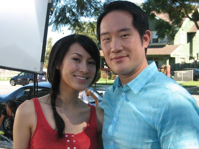 Kathy Uyen (left), Charles Kim (right)