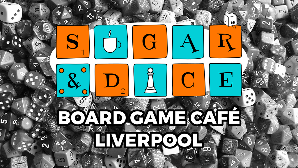 Sugar and Dice Board Game Cafe Liverpool project video thumbnail