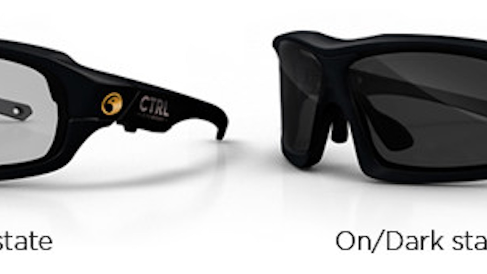 e483abf479 The Fastest LCD-tint changing Sunglasses  CTRL XC by CTRL Eyewear ...