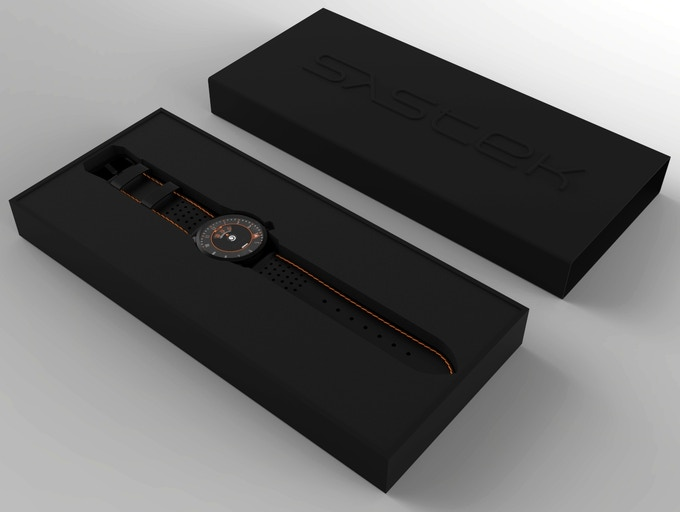 RENDERED ILLUSTRATION OF THE WATCH BOX