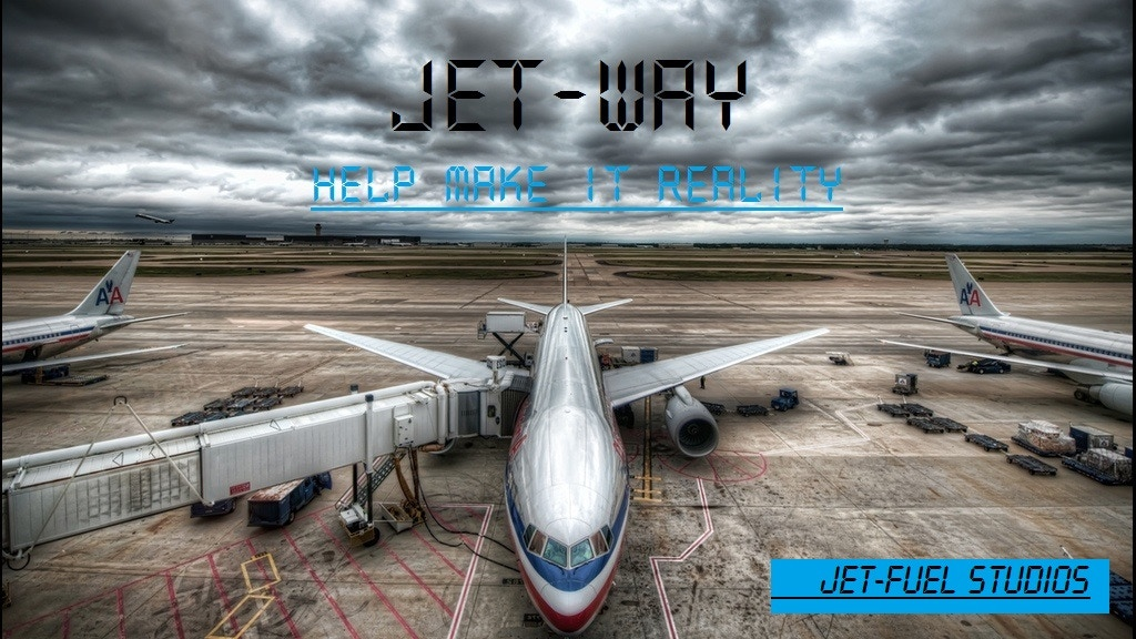 "Project image for ""Jet-Way"" Flight sim. A way of life."