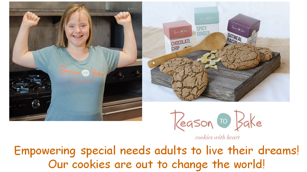 Reason To Bake Gluten Free Cookies project video thumbnail