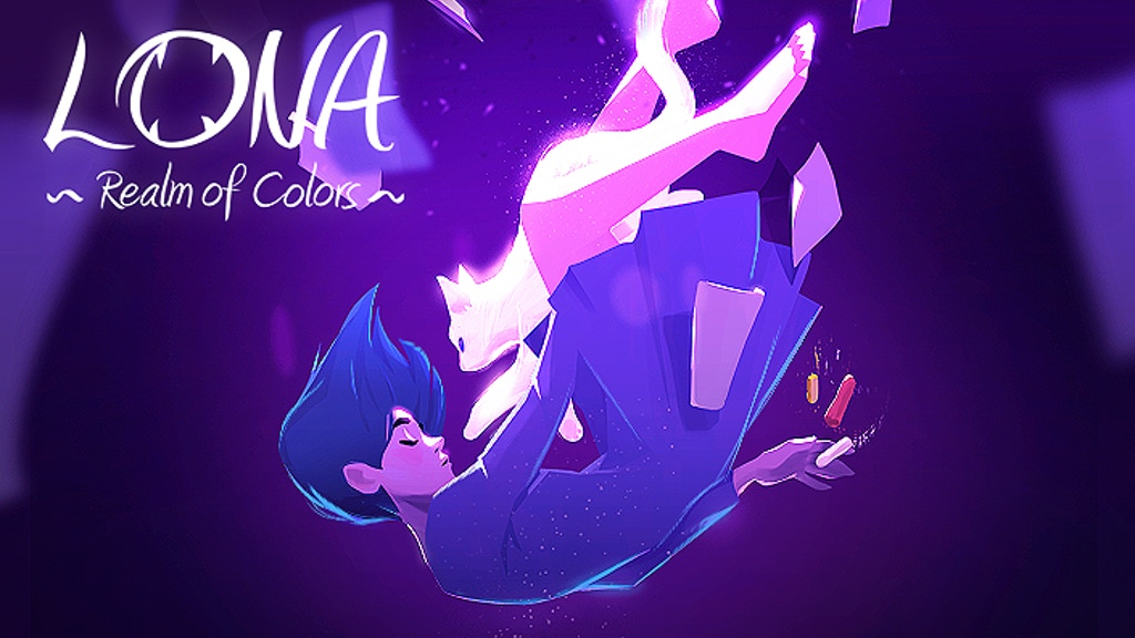 Lona: Realm of Colors project video thumbnail