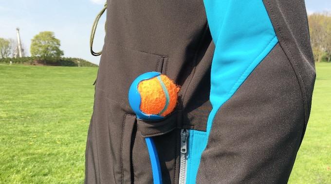 Ball Launcher Holder