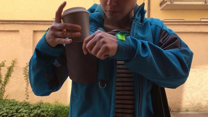 Cup-/Drink Holder