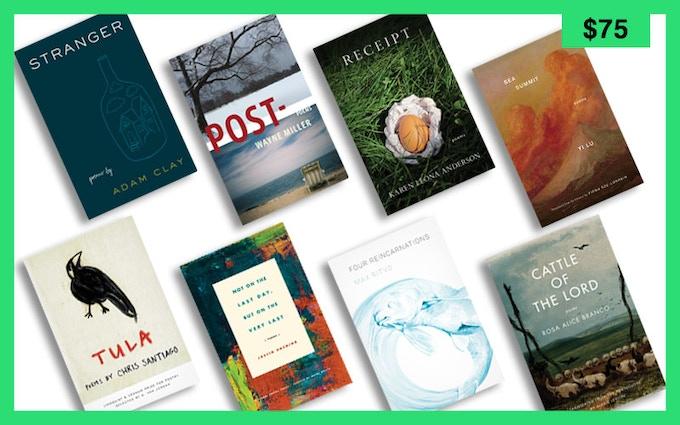 Milkweed Books: Because Bookshelves Should Never Be Boring