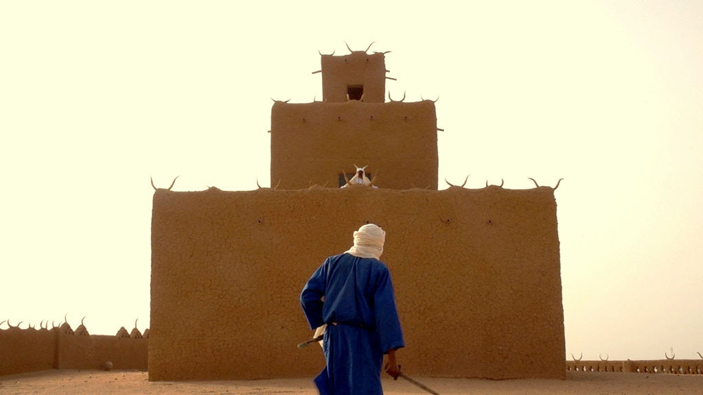 """Zerzura"" the Saharan Acid Western project video thumbnail"