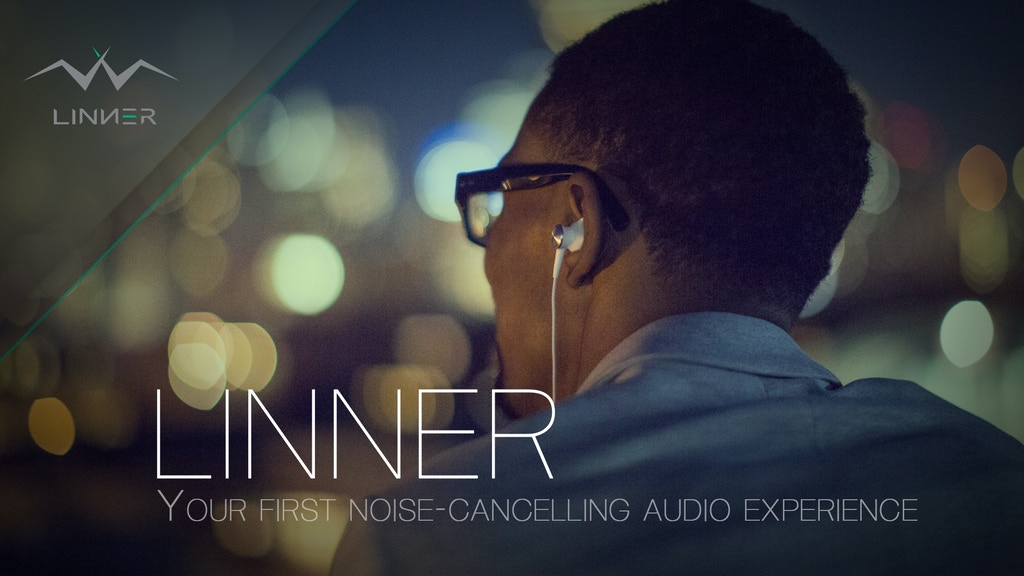Linner: Your First Noise-Cancelling Headphones project video thumbnail