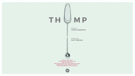 Thump: Short Film by Matty Brown —Kickstarter