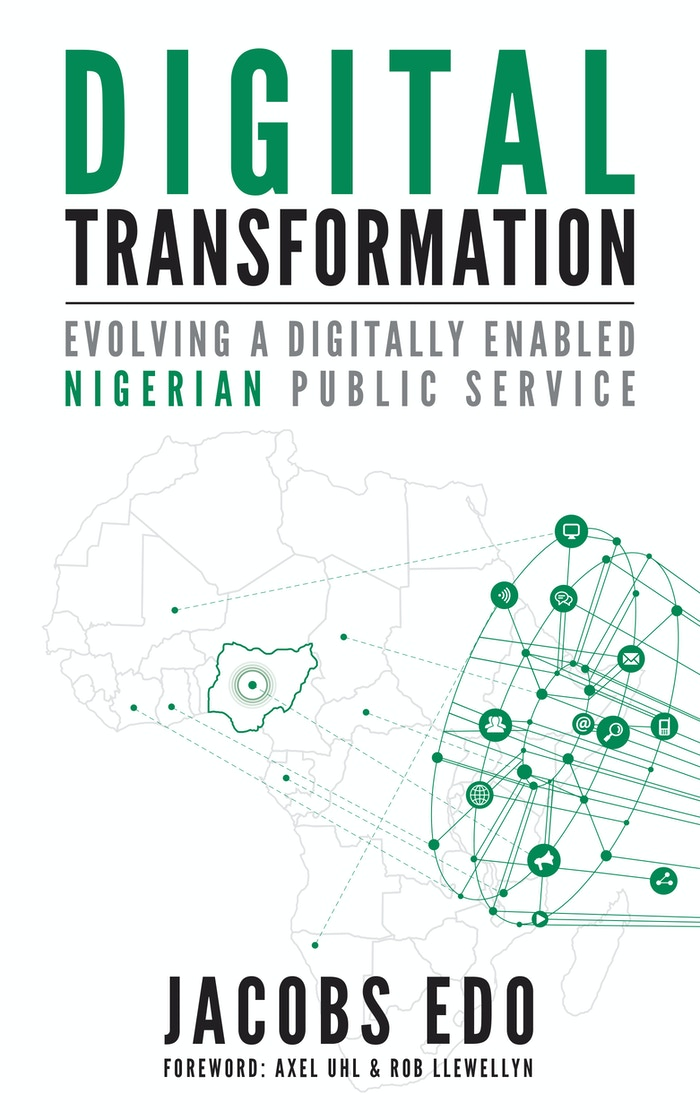 How well a country manages to make progress in this area [digitization] will decide its future – no more and no less… [In this book] Jacobs Edo makes a valuable contribution towards ensuring [that] successful future for Nigeria.  Professor Dr. Axel UHL