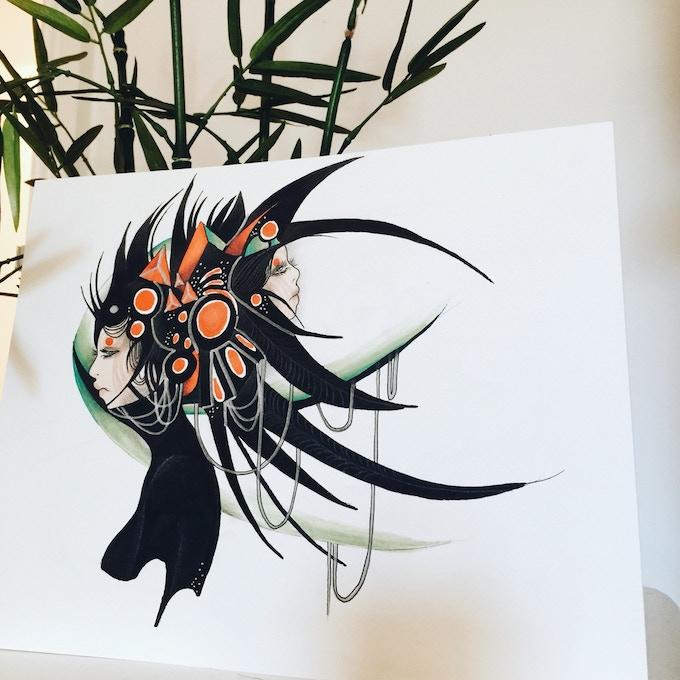 54 Best Meteorite Images On Pinterest: Olivia Rose DAYDREAMS Art Book By Olivia Rose —Kickstarter
