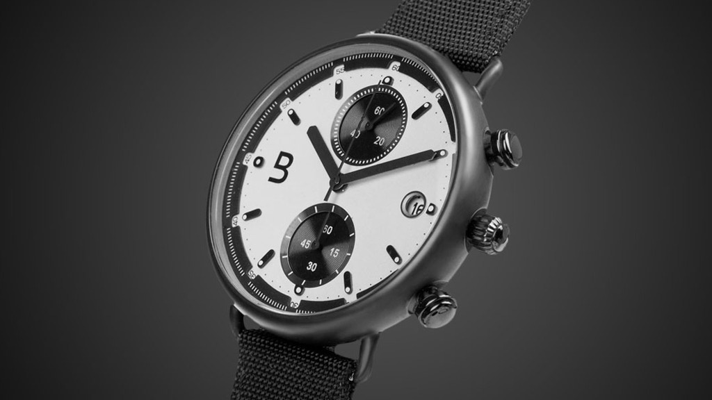 Plan B watch - stylish vintage timepiece project video thumbnail