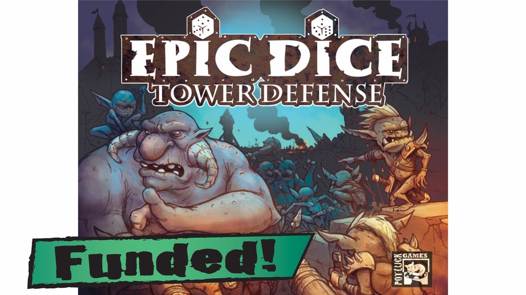 EPIC DICE Tower Defense project video thumbnail
