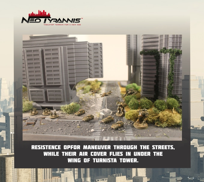 Miniatures from Plasma Blast, Brigade Games and Microworld