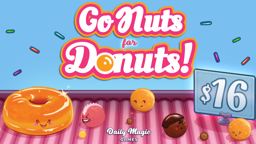 Go Nuts for Donuts! project video thumbnail