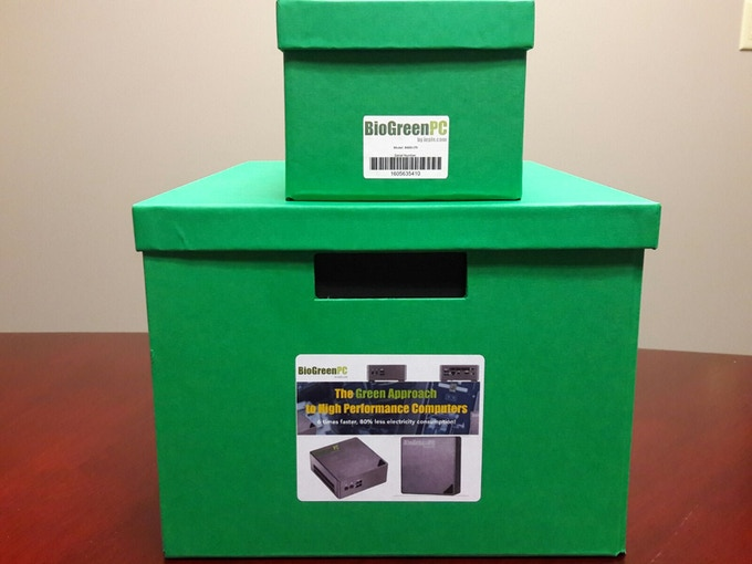 BioGreenPC - Volume and Single Packaging for Convenience