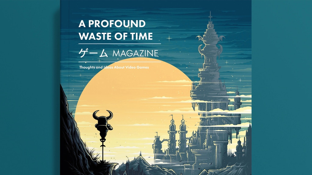 A Profound Waste of Time: A Gaming Magazine project video thumbnail
