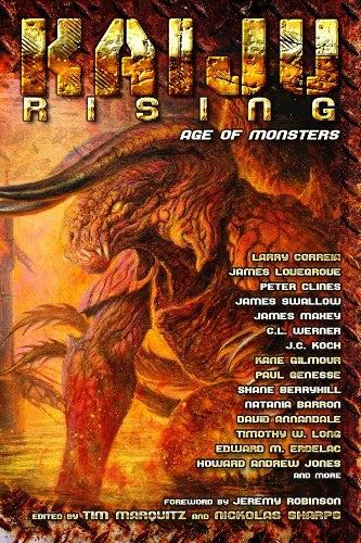 Kaiju Rising Cover