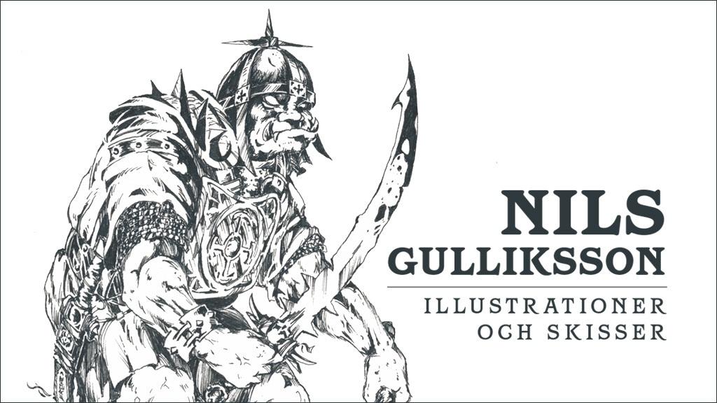 Nils Gulliksson - bilder från rollspelens guldålder project video thumbnail