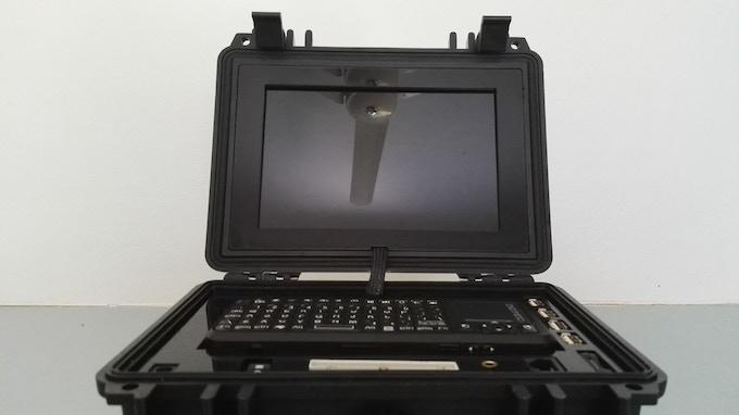 Tough Pi display and screen surround.