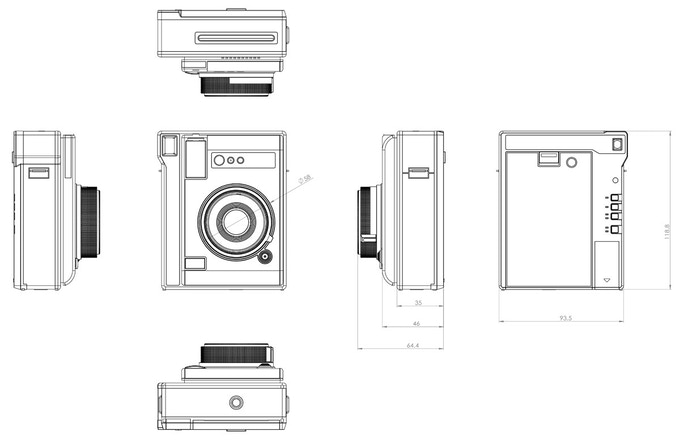 The Lomo'Instant Automat Camera by Lomography —Kickstarter
