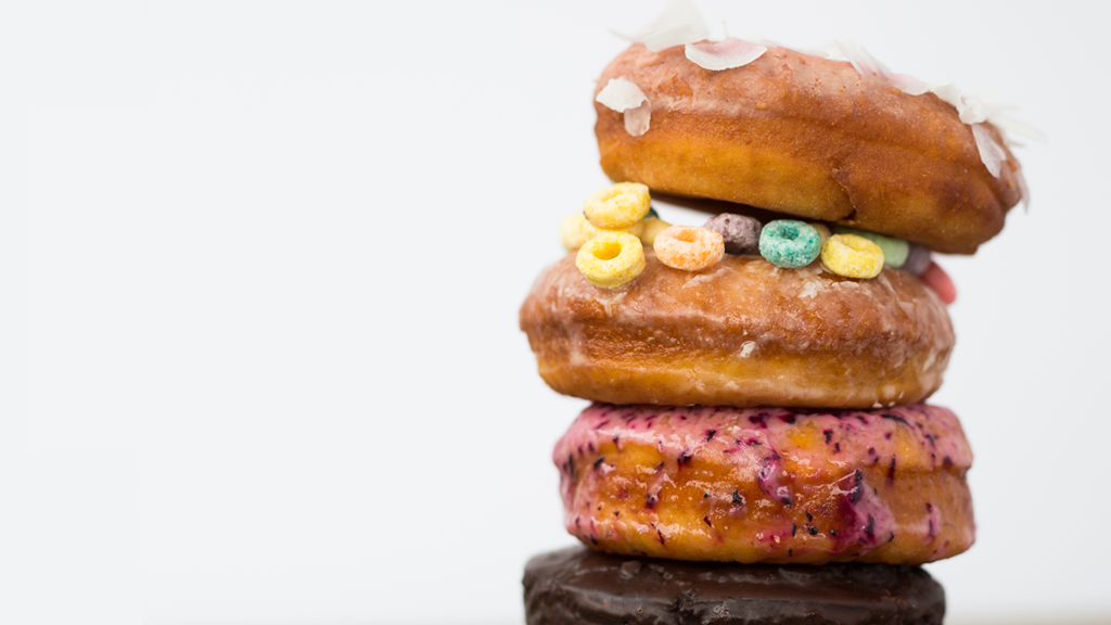 Doughnuts with love by Strange Matter Coffee project video thumbnail