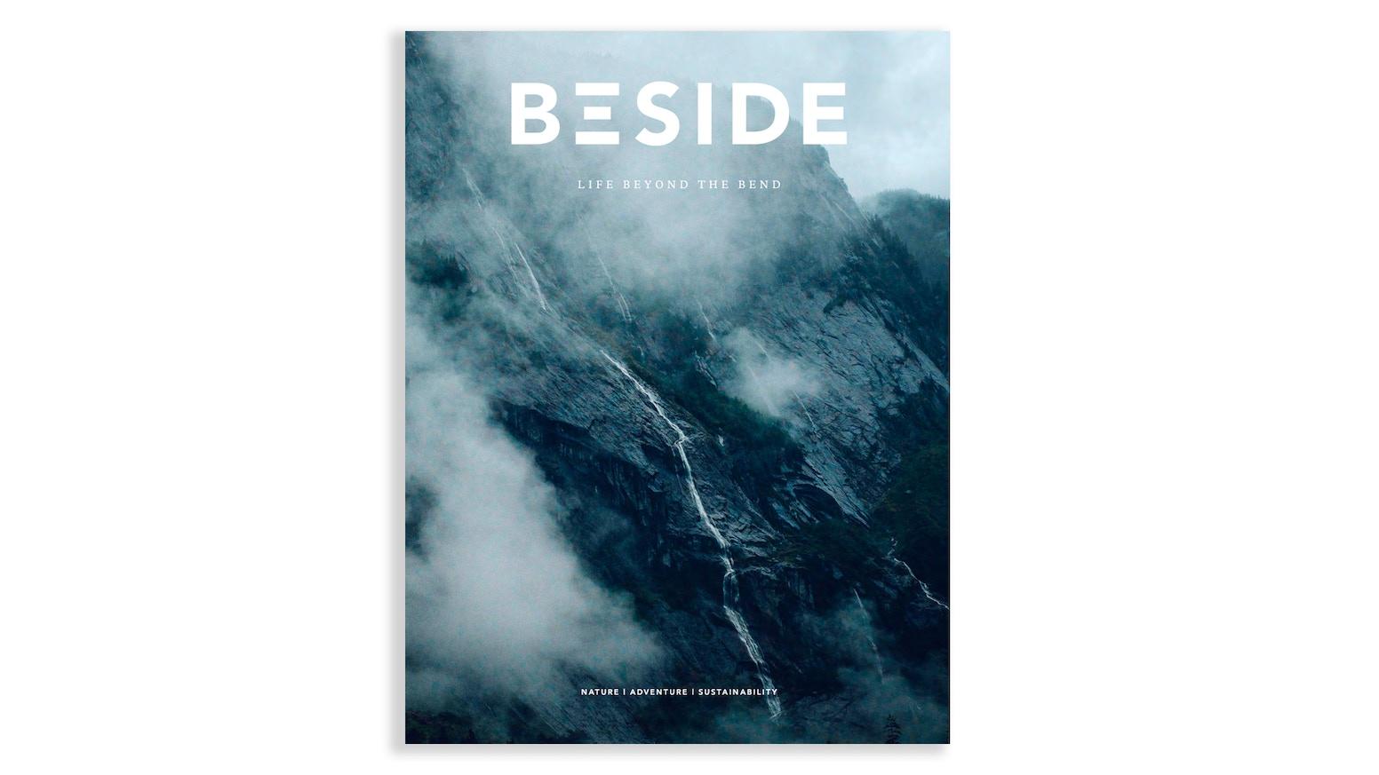 A new magazine dedicated to the community of outdoor enthusiasts - Un magazine consacré à la nouvelle philosophie du plein air. www.besidemagazine.com