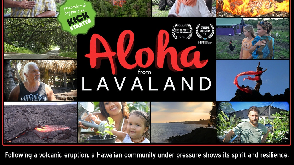 Aloha From Lavaland Documentary Finishing Funds project video thumbnail