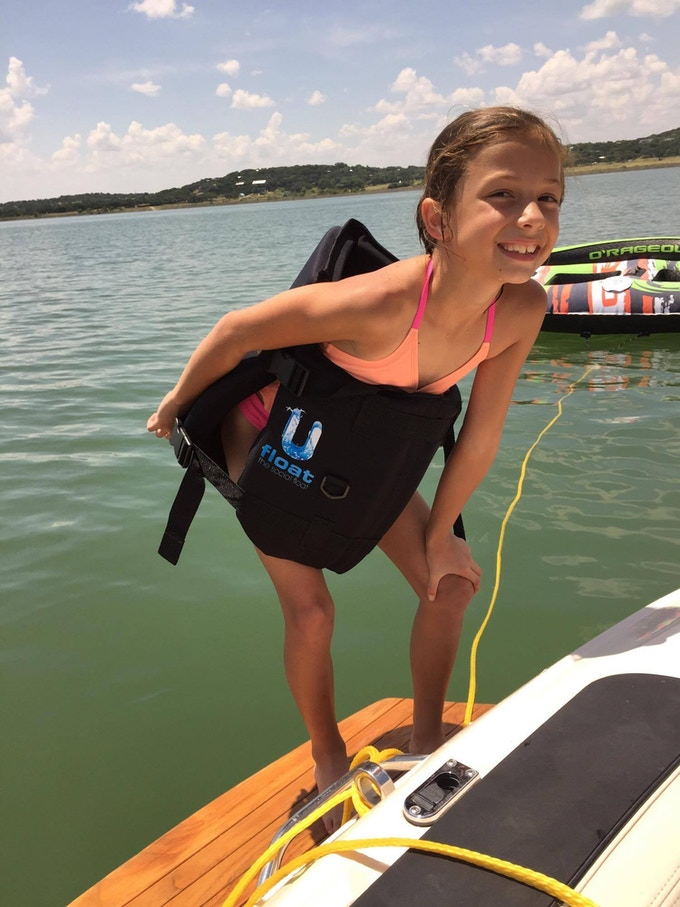 Ufloat The First Uscg Approved Upside Down Life Jacket