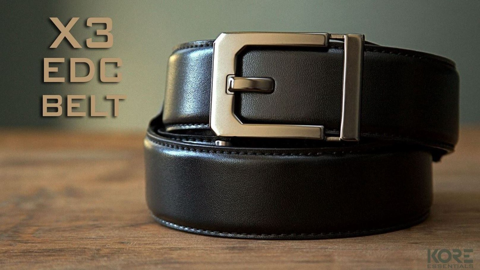 X3 Every Day Carry Belt By Kore Essentials Kore essentials coupon codes for discount shopping at koreessentials.com and save with 123promocode.com. x3 every day carry belt by kore