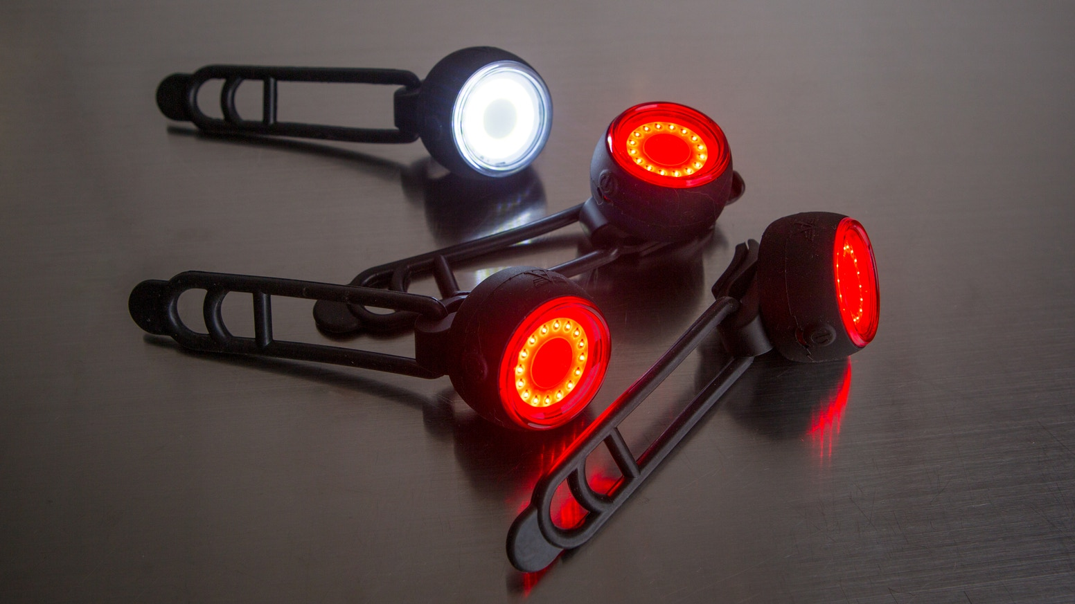 Synchronized Wireless Bicycle Lights Arsenal Cycling By Thomas Bike Tail Led Light Flashing