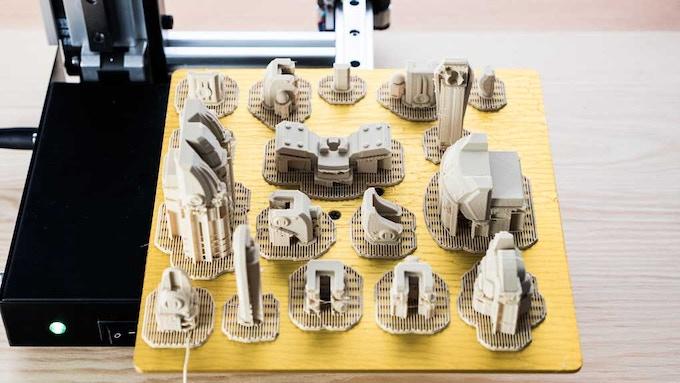 3D Printed Armor