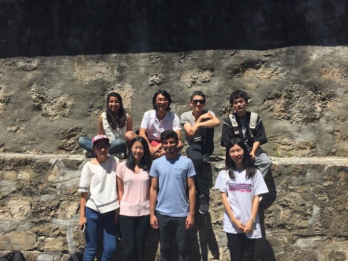Top row left to right: Anuradha Vibhakar, Meng Chao, Gavin Leong, Li Jaiwei. Bottom row left to right: Tian Yibo, Gao Jiasi, Hashim Dangra, Lingzhi Chu.