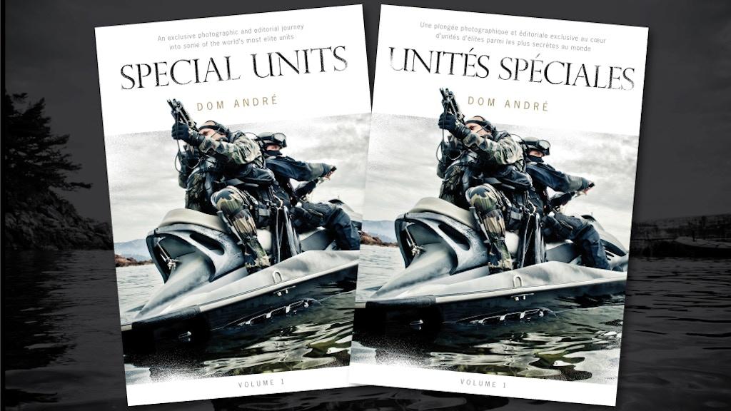 """SPECIAL UNITS / UNITÉS SPÉCIALES"" coffee-table book project video thumbnail"