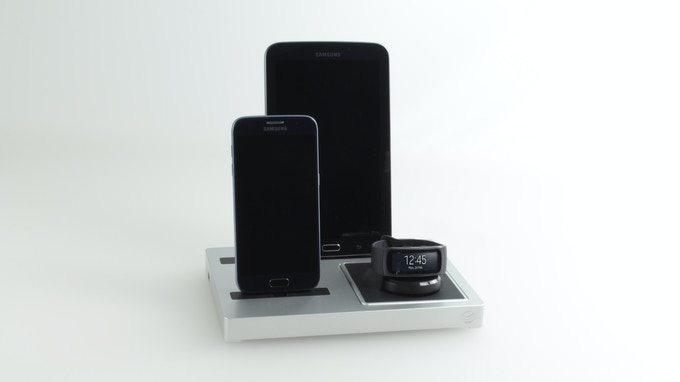 Evolus The Versatile Charging Dock Which Takes Them All
