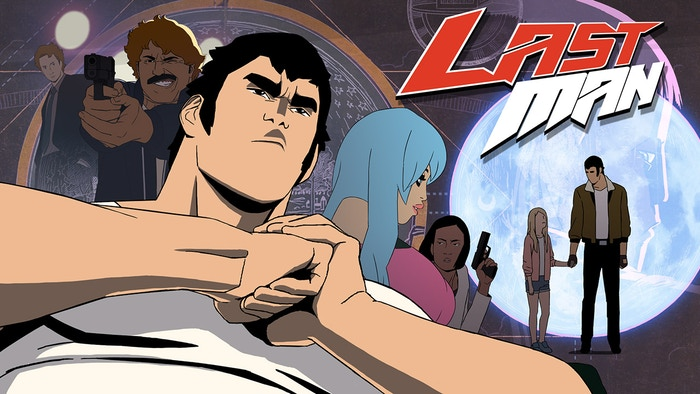 "Lastman is a 26-episode series full of fighting, gangsters, and paranormal activity. It's based on the French comic book ""Lastman""."