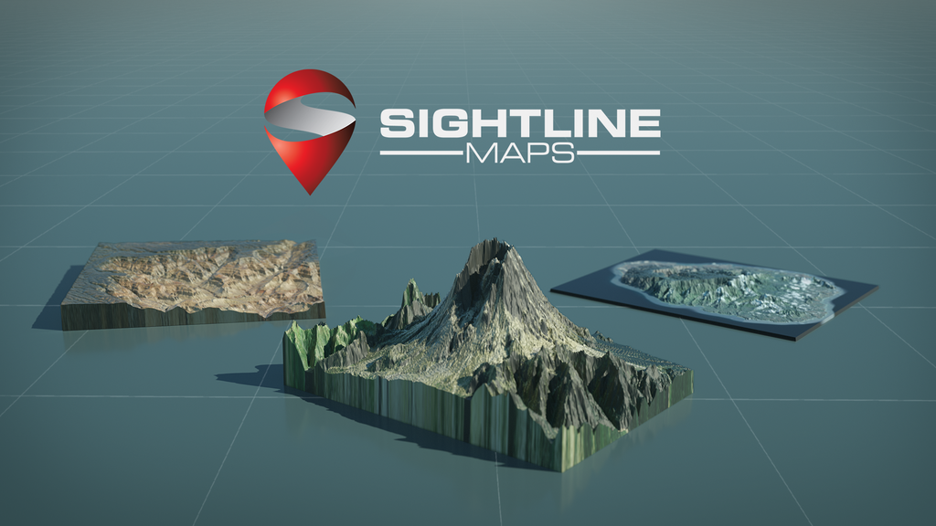 Sightline Maps: See the world in a new way! project video thumbnail