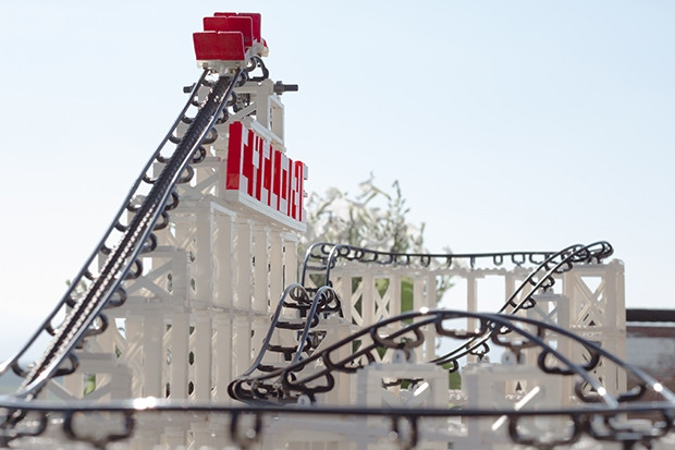 The CoasterDynamix track system is famous for its realism.