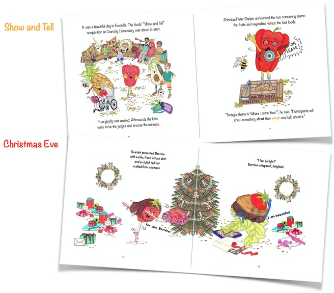 """Excerpts from """"Show and Tell"""" and """"Christmas Eve"""""""