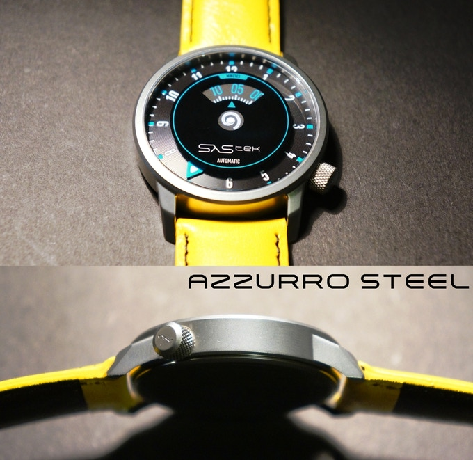 AZZURRO STEEL