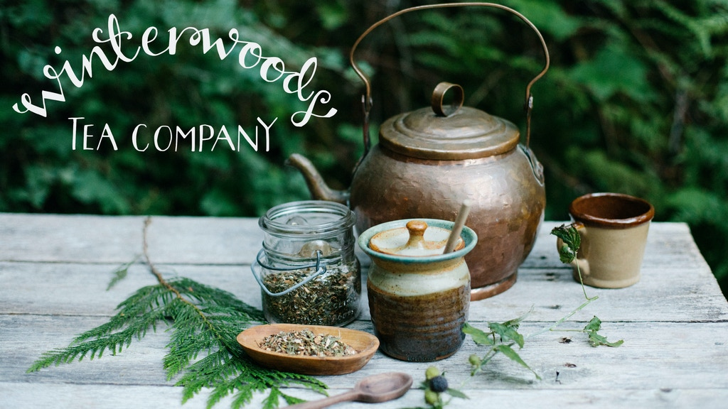 Winterwoods Tea Company: Pacific Northwest Tea Blends project video thumbnail