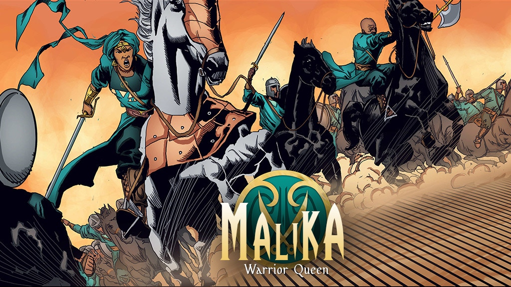 Malika: Warrior Queen Part One project video thumbnail